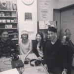 「鎌倉FM」ラジオ出演、無事終了!