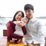 週7でイケメンの荻嶋義章さんに素敵過ぎる家族写真を撮ってもらいました^^
